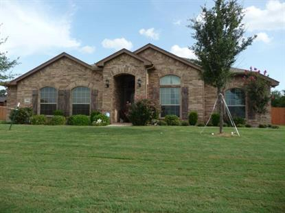 140 Creekwood Ranch Road  Azle, TX MLS# 12175209