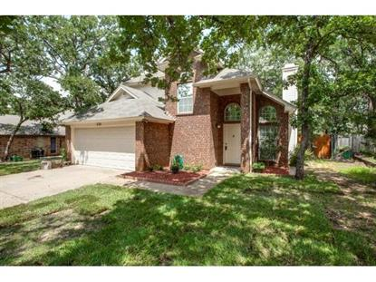 732 High Crest Drive  Azle, TX MLS# 12176328