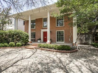4052 Lovers Lane  Dallas, TX MLS# 12177719