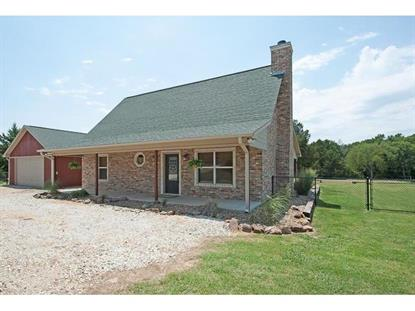 646 Hillcrest Circle  Gordonville, TX MLS# 12182470
