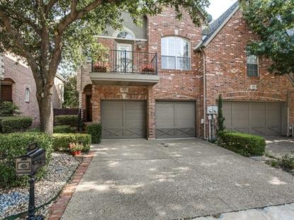 4150 Towne Green Circle  Addison, TX MLS# 12182493