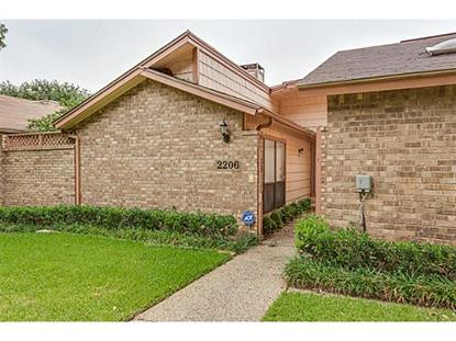 2206 Winter Sunday Way  Arlington, TX MLS# 12183495