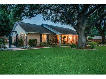 10643 Les Jardins Drive  Dallas, TX MLS# 12193814