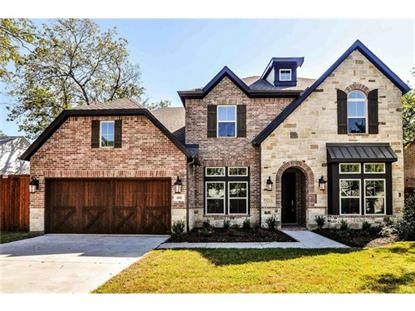 4008 N Cresthaven Road  Dallas, TX MLS# 13004068