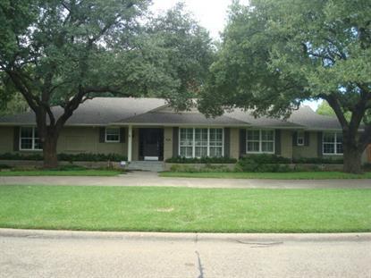 12033 Drujon Lane  Dallas, TX MLS# 13017767