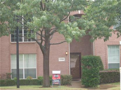 1789 Massey Drive  Lewisville, TX MLS# 13018878