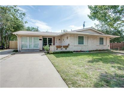 1809 Valleywood Drive  Carrollton, TX MLS# 13019080