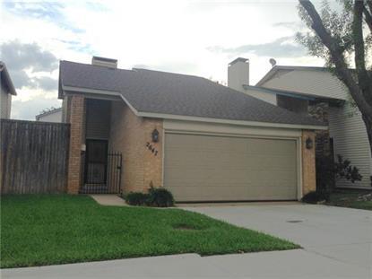 2647 Via Ventura Circle  Carrollton, TX MLS# 13020134
