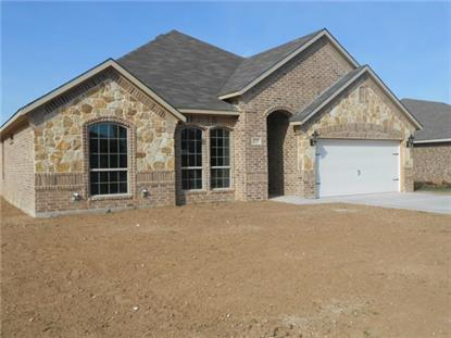 2205 Wells Fargo Court  Boyd, TX MLS# 13020427