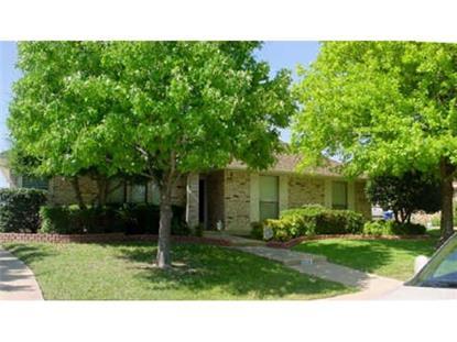 2123 Hunters Ridge  Carrollton, TX MLS# 13021005