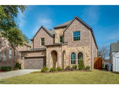 8426 Craighill  Dallas, TX MLS# 13024973
