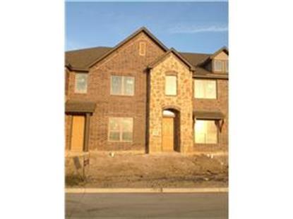3823 Cascade Sky Drive  Arlington, TX MLS# 13025245
