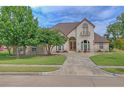 360 Leeward Circle  Azle, TX MLS# 13034236