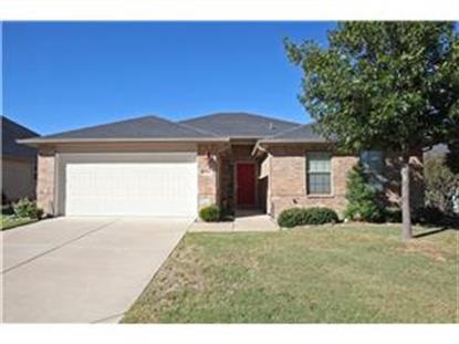 9604 Pepperwood Trail  Denton, TX MLS# 13035837