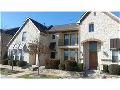 8916 Soldiers Home Lane  McKinney, TX MLS# 13039655