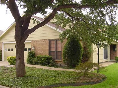 2715 Glenwood Court  Carrollton, TX MLS# 13040391