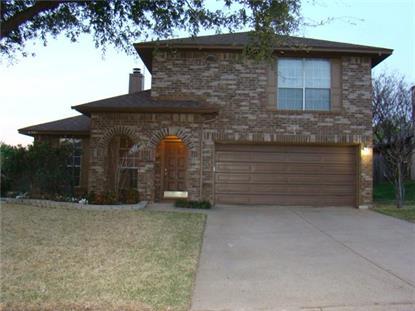8501 Brushy Creek Trail  Fort Worth, TX MLS# 13042885