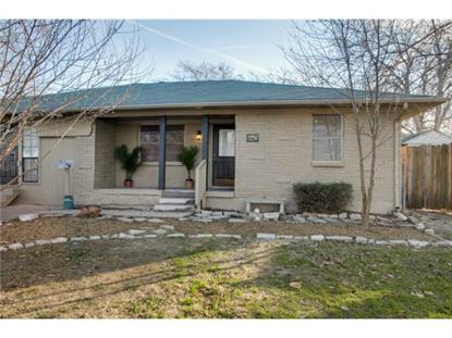 1910 Cottonwood Road  Carrollton, TX MLS# 13044176