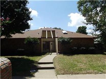 1002 Rosewood Place  Carrollton, TX MLS# 13045477