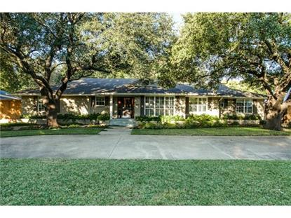 12033 Drujon Lane  Dallas, TX MLS# 13045761