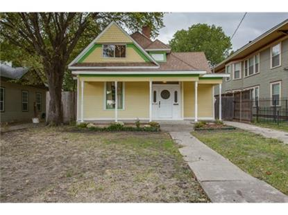 4725 Reiger Avenue  Dallas, TX MLS# 13051060
