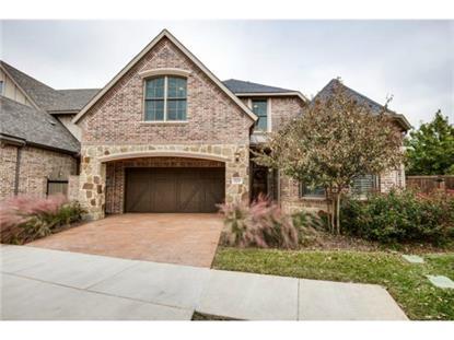 2629 Grail Maiden Court  Lewisville, TX MLS# 13056843