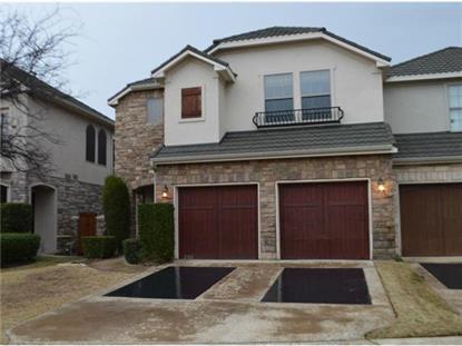 2561 Fountain Cove  Carrollton, TX MLS# 13068756