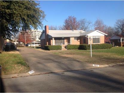7011 E Hardisty Street W  Richland Hills, TX MLS# 13069719