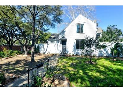 4572 Arcady Avenue  Highland Park, TX MLS# 13074453