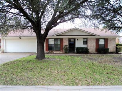 1013 Ferndale Avenue  Azle, TX MLS# 13076113