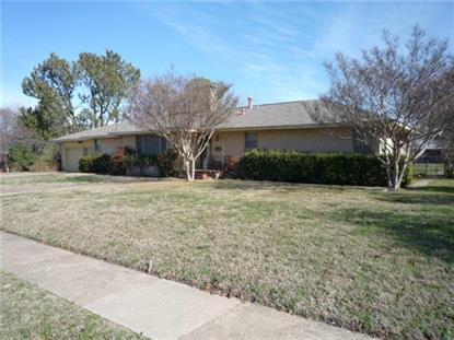 1818 Cottonwood Road  Carrollton, TX MLS# 13080675