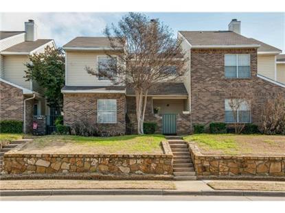 821 Creekside Drive  Lewisville, TX MLS# 13083524