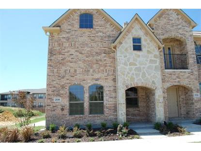 2530 Adam Lane  Lewisville, TX MLS# 13091930