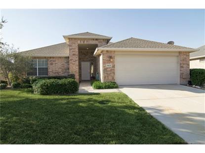 9621 Pepperwood Trail  Denton, TX MLS# 13095974