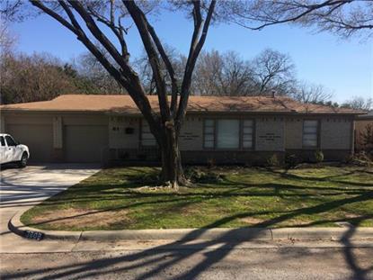 3808 Labadie Drive  Richland Hills, TX MLS# 13096197