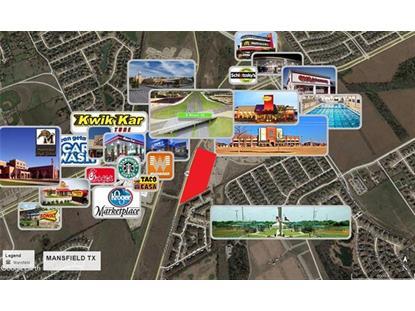 Lot A HWY 360  Mansfield, TX MLS# 13101484