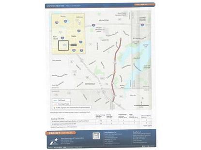 LOT B HWY 360  Mansfield, TX MLS# 13101488