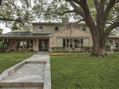 4669 Beverly Drive  Highland Park, TX MLS# 13103502