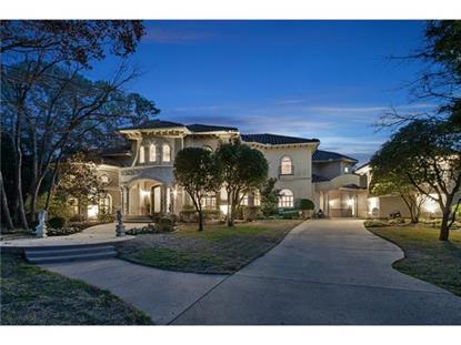 1800 Larkspur Court  Southlake, TX MLS# 13109016