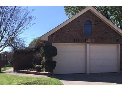 2502 Brooke Trail  Carrollton, TX MLS# 13115042