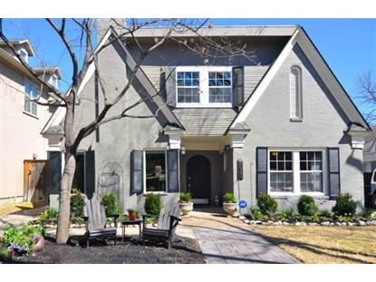 5044 Airline Road  Highland Park, TX MLS# 13118307