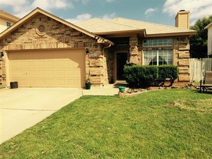 8813 Pedernales Trail  Fort Worth, TX MLS# 13121970