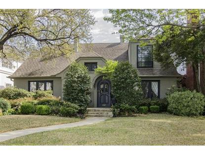 4327 Potomac Avenue  Highland Park, TX MLS# 13126883