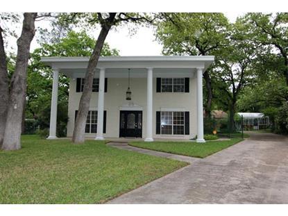 208 Twin Oaks Court  Azle, TX MLS# 13128507