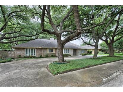 7278 Ashington Drive  Dallas, TX MLS# 13143614