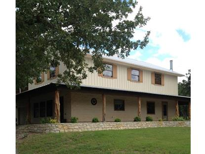 3563 Green Meadows Drive  Glen Rose, TX MLS# 13145729