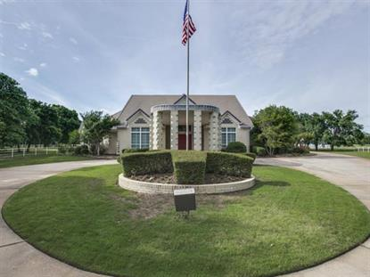 1600 Historic Lane  Cross Roads, TX MLS# 13149823