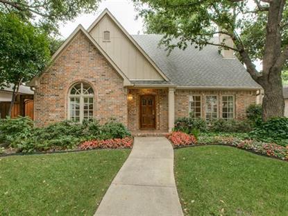 4661 Livingston Avenue  Highland Park, TX MLS# 13150681