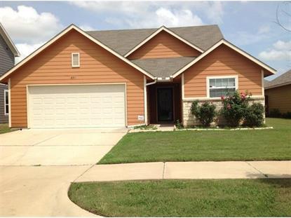 2312 Windsor Farms Drive  Denton, TX MLS# 13152578