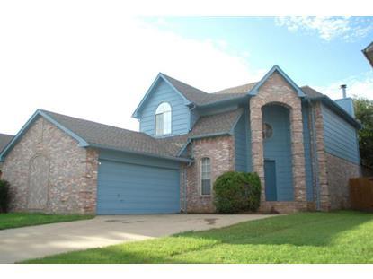 9037 Stillwater Trail  Fort Worth, TX MLS# 13153198